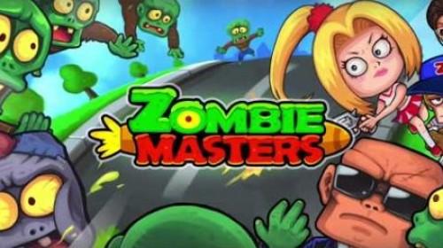 Zombie Masters VIP - Logħba ta 'Azzjoni Ultimate + MOD