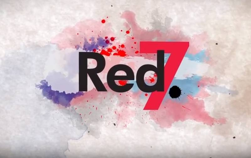 Red7 - Card Game mal-ħbieb