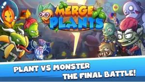 Merge Plants: Zombie Defense + MOD