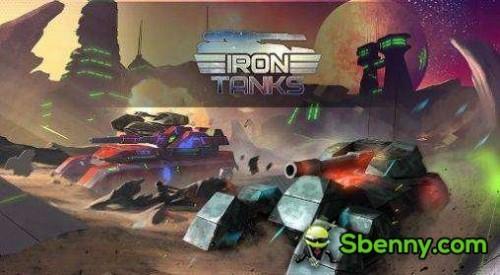 Los tanques de hierro - Batalla en línea + MOD