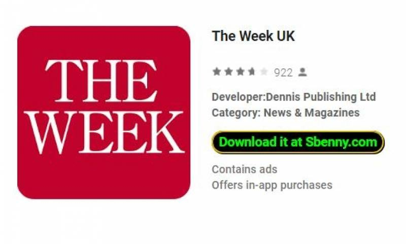 La settimana UK + MOD