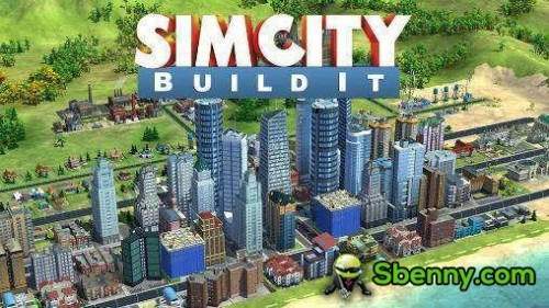 SimCity BuildIT + MOD