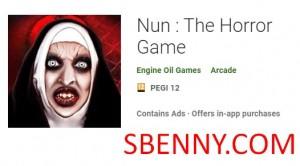 Nun: le jeu d'horreur + MOD
