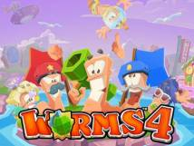 Worms 4 + MOD