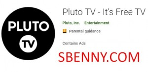 Pluto TV - It's Free TV + MOD