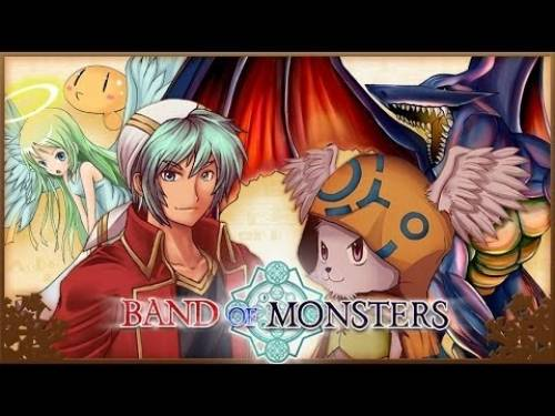 RPG Band of Monsters + MOD