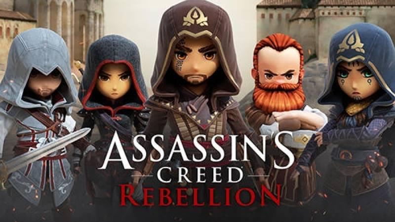 Assassin's Creed Rebellion + MOD