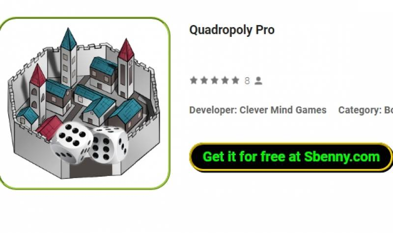 Quadropoly Pro