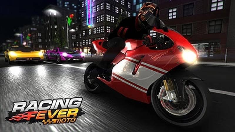 Racing Fever: Moto + MOD