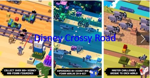 Disney Crossy Road + MOD