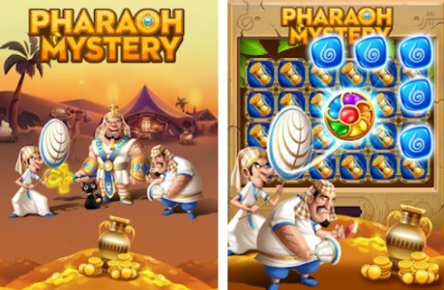 Pharaoh Legend - Treasure Adventure + MOD