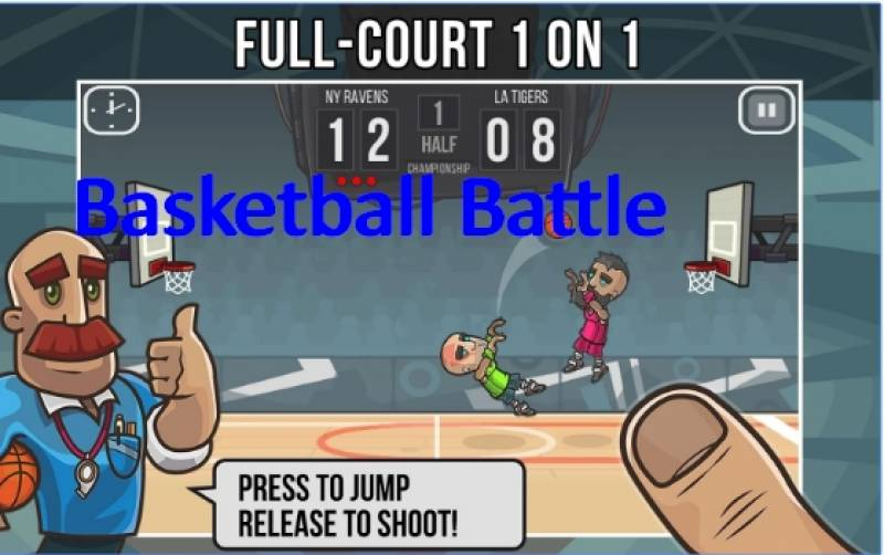 Basketball bataille + MOD