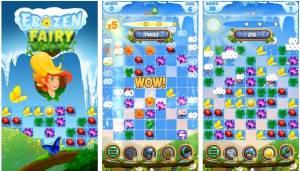 Iffriżat Fairy: Match 3 Cascade + MOD