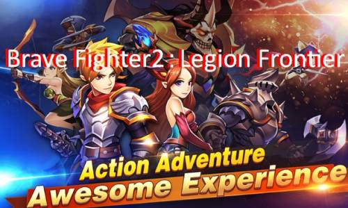 Brave Fighter 2: Frontier Free + MOD