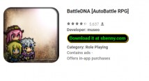 BattleDNA (AutoBattle RPG) + MOD