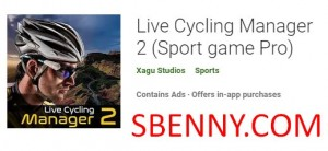 Live Cycling Manager 2 (juego deportivo Pro)