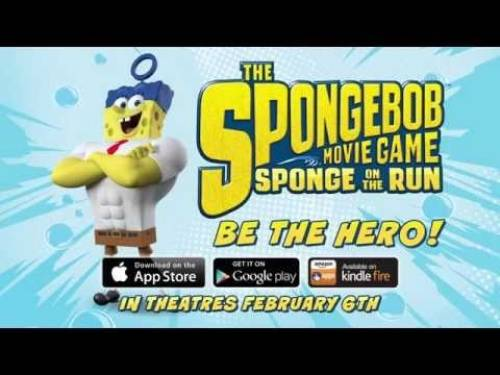 SpongeBob: Sponge on the Run + MOD