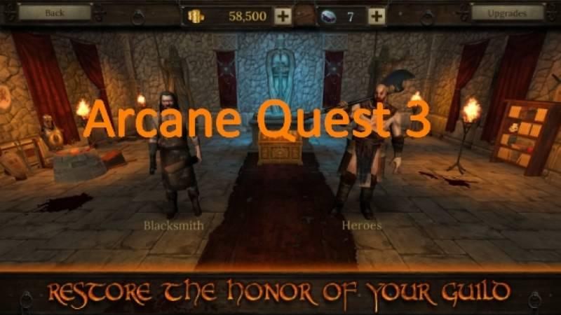 Тайное Quest 3 + MOD