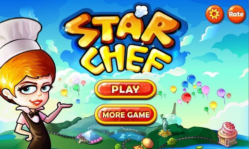 Star Chef: Cooking Game + MOD