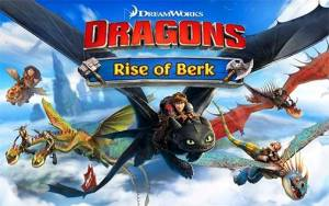 Dragons: Rise of Berk + MOD