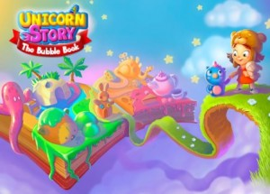 Unicorn Story: The Bubble Book + MOD