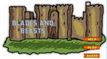 Blades and Beasts Fantasy RPG