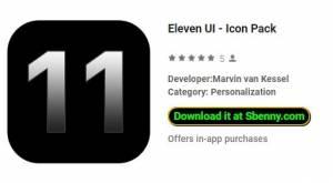 Одиннадцать пользовательских интерфейсов - Icon Pack
