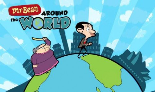 Mr Bean - Around the World + MOD