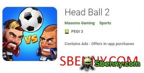 Head Ball 2 + MOD