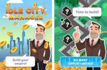 Idle City Manager - Epic Town Builder + MOD