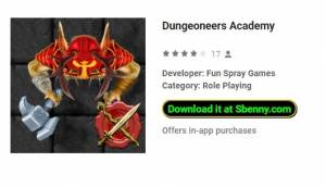 Dungeoneers Academy + MOD