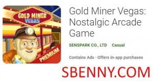 Gold Miner Vegas: Logħba tal-Logħob Nostalġiku