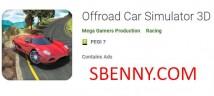 Simulador de carro offroad 3D + MOD