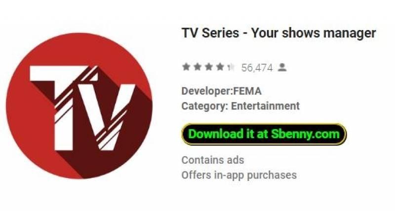 Série de TV - Seu gerente de shows + MOD