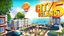 City Island 5 - Simulation de bâtiment Tycoon hors ligne + MOD