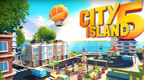 جزیره شهر 5 - شبیه سازی ساختمان سرمایه دار خیلی مهم آفلاین + MOD