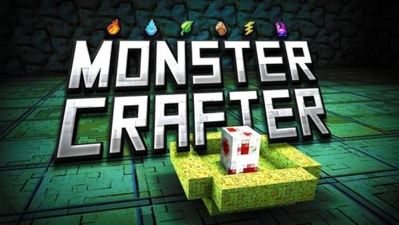 MonsterCrafter + MOD