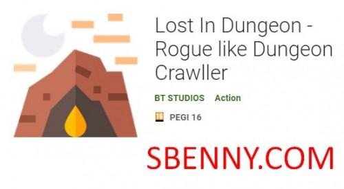Lost In Dungeon - Разбойник, как Dungeon Crawller