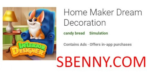 Home Maker Dream Decoration + MOD
