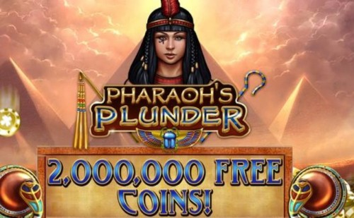 Tragamonedas gratis: Pillaoh's Plunder + MOD