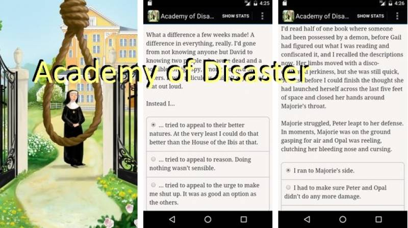 Academy of Disaster + MOD