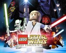 LEGO® Star Wars: A Saga Completa