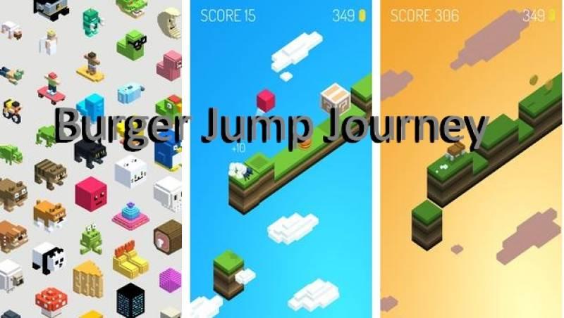Burger Jump Journey + MOD