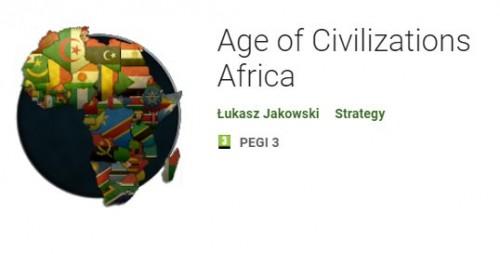 Edad de las civilizaciones de África