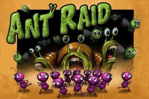 Ant Raid + MOD