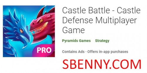 Battle Battle - Castle Defense Multiplayer Game