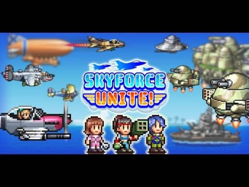 Skyforce Unite! + MOD