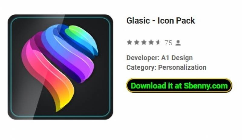 Glasic - Icon-Paket