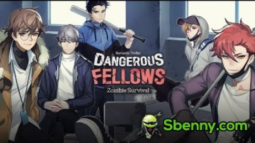 Dangerous Fellows - Jeu Throme Romantique Otome + MOD