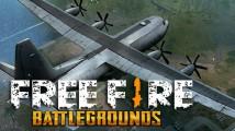 Free Fire - Campos de batalha + MOD
